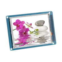 Wholesale Portable quot K TFT LCD Display Module with Touch Panel White Backlight LCD Modules order lt no track