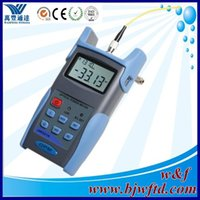 auto identification - Fiber Optic Testing Power Meter Auto wavelength identification WF3216 Optical Power Meter