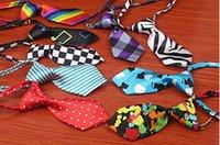 Wholesale 100 Adjustable Dog Cat Pet Lovely Adorable sweetie Grooming Tie Necktie