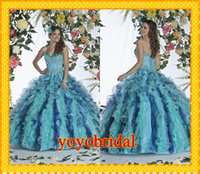 Cheap 2015 Sexy Beads Bodice Quinceanea Dresses Organza Crystals With Jacket Ruched Pleats New Cheap Evening Formal Party Prom Dress Gowns