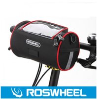 basket pannier - 2014 Newest Outdoor Cycling Sport bag Bike Bicycle basket Frame Pannier Front Tube Bag for Cell Phone PVC cellphone package