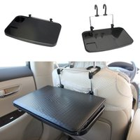 auto computer table - Car Styling Auto Notebook Mount Computer Desk Computer Rack Pallet Dining Table Shelves Laptop Stand Car Styling