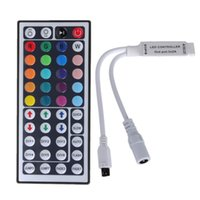 Wholesale DC12V A Mini Key IR Remote Controller for SMD RGB LED Strip Light
