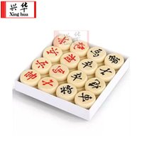 Wholesale Wooden Traditional Chinese chess
