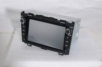 analog video transmitter - 8 inch car DVD for honda CRV with DVD CD MP3 MP4 GPS IPOD Bluetooth Radio RDS Analog TV SD USB AUX IN Backsight S