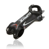Wholesale New High strength Aluminium Alloy Cycling Bicycle Stem mm MTB Mountain Bike Handlebar Stem Accessory Black