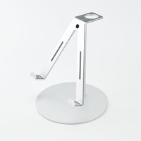 apple compact - 2 in Tablet PC Holder Stand Ultra Compact Aluminum Metal Stand for Apple Wacth iPad and other tablet mobile phone holder