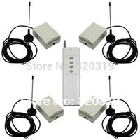 Wholesale 2000M CH DC RF Remote Control Switch relay for Light