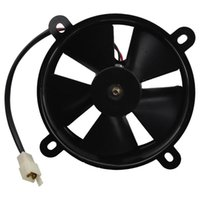 Wholesale Fan for cc cc Water cooled ATV Dirt Bike Go Kart motorcycle accessory fan F038 order lt no track