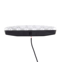 Wholesale Hot sets Super Bright White LED DRL Daytime Running Lights Fog Lamps Longer life LED lifetime New Arrival