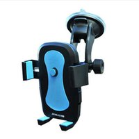 Wholesale Mobile phone GPS car headrest bracket stents support holder stand trestle Black for Samsung Huawei iphone s s s Millet mobile phone