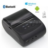 Wholesale Bluetooth Portable Mobile Thermal Receipt POS Printer for IOS Android WP