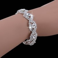Wholesale Women Fashion Jewelry New Arrival Crystal Bracelet High quality Crystal Bracelets For Women Girl SBR140169