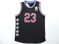 Wholesale 2015 All Star Game Western Anthony Davis Black Basketball Jersey All Star Basketball Jersey and Short