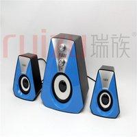 Wholesale NotebookComputer2 USB Mini Speakers Computer Periphersls other products Accessories RuiZu G60