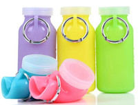 Wholesale 2015 Super Creative Cups Cheap Cups Cheap Drinking Glasses Fashion Style Folding Design for Sale EB DN15524