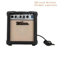 Wholesale Musical Instruments High Peformance GT W Guitar Amplifier Black Amplifier Speaker Built in Tuner Volume