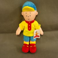 Wholesale Caillou Rosie Plush Doll - Wholesale-High Quality CAILLOU Plush Doll 30cm Caillou Rosie Plush Toy Toys Soft Plush Stuffed Figure Toy Doll 12inch Best Gift