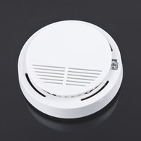 Wholesale Stable Photoelectric Wireless Smoke Detector for Fire Alarm Sensor