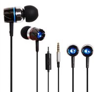 ipods - Stereo In Ear mm Earbud Earphone Headset With Mic For Samsung MP3 MP4 iPods