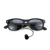 Wholesale Hands free Smart Touch Control Sun Glasses K3 Voice Control sports glasses Music Enjoying Highlight Resistance Stereo Headset Sunglasses