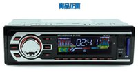 Wholesale V3127 Car Audio FM Stereo In Dash FM Receiver With Phone MP3 Player SD USB Input AUX