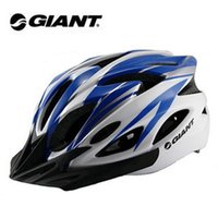 Wholesale GIANT Bicycle Helmet Safety Cycling Helmet Bike Head Protect custom bicycle helmets Holes