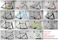 carbon road bicycle frame carbon bike frame - All colors look carbon fiber road bike frame bicycle frameset full carbon frame cycling frame look carbon stem sell look frame