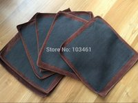Cheap 30Pcs Hot Sale Clay Bar Car Cleaning Cloth Magic Clay Towel Car Detailing Clay Cloth Free Shipping