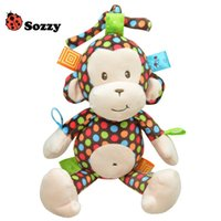 baby musical boxes - Sozzy Monkey Musical Box Educational Wind Up Sounding Interactive Baby Toys