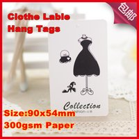 clothing labels - 500PCS woman cloth Skirt lable DIY custom clothing label personalized labels custom hang tags custom shirt tag labels