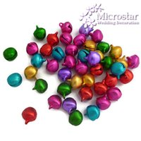 bell candles - Pieces Mixed Colors Bells Christmas Tree Decorations DIY Crafts Handmade Jewelry Accessories