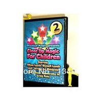 Big Kids child delivery video - Closeup Magic For Children Volume by Practical magic magic teaching video send via email children s magic fast delivery