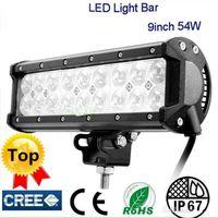 led mining light - 9 Inch W Car Work Light W Cree Car Light IP67 LED Light Bar Flood Spot Beam WD x4 Offroad Jeep Truck Car Mining Boat LED Work Light