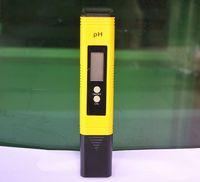 aquarium lot - 50PCS Newest Protable LCD Digital PH Meter Pen of Tester Aquarium Pool Water Wine Urine