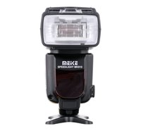nikon - Meike MK910 i TTL Flash Speedlite s sync for Nikon D70 D90 D300 D600 D3000 D5200 D7000 D7100 and All Other Nikon DSLR Cameras