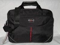 Cheap Wholesale-Retro Cheap Men Laptop Bags Black One Shoulder Handbag Notebook Male Nylon Messenger Bags Casual Laptop Business Bag Briefcases