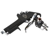 air guns online - Valianto Large Nozzle Size Gravity Feed HVLP Air Paint Spray Gun W G Air Spray Kit Automotive Paints Online Gun