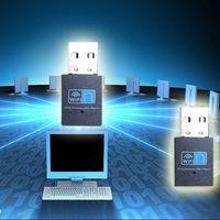 Wholesale Faster M USB WiFi Wireless LAN n g b Adapter Nano Network Mbps New