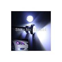 Wholesale 2014 Hot Sale New Sale W White LED Ultra Thin Larger Lens Daytime Dayline Eagle Eye Reverse Light order lt no track