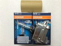 Wholesale Car Headlight For Osram D1S CBI V W K Xenon HID Bulb Lamp With Origianl Box