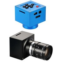 Wholesale Scientific p Hd High Definition Microscope Camera Eyepiece with Hdmi usb tf Card Output