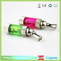 Hot vendiendo la fábrica del atomizador iclear 30 La alta calidad colorida Iclear 30 del precio al por mayor cabido con la batería del ego