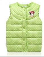 best faux fur vest - Winter Warm Best Quality Baby Clothing Children s Outwear Down Coat Jacket Girls Faux Fur Vest Kids