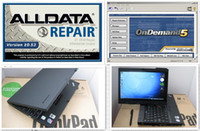 Wholesale 2015 car repair software alldata and Mitchell on demand installed well in x200t laptop tb hdd ready to work