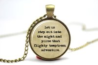 albus dumbledore - 10PCS Albus Dumbledore That Flighty Temptress Adventure Harry Potter Necklace