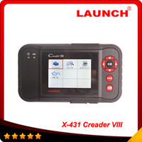 Wholesale 2016 Original Launch Creader creader viii same as CRP129 CRP OBDII code reader update on official site creaderviii In stock