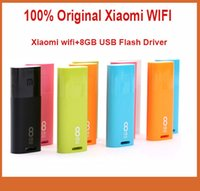 Wholesale New arrival Original Xiaomi Mini Portable Wifi Router GB USB flash driver Mi USB Router Wireless Network Adapter Easy to Use Black
