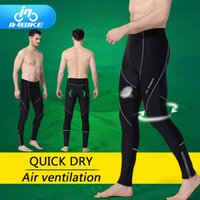 Wholesale INBIKE Cycling Pants Men Bike Bicycle Cycle Pants MTB Cycling Long Pants Quick Dry QG164