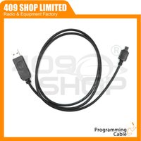 Cheap Wholesale-PX-D03 PA-968 cell phone radio programming cable